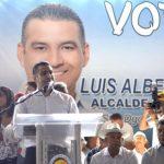 El PRD proclama a Luis Alberto como su candidato a alcalde en Santo Domingo Este
