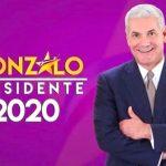 Gonzalo apoya firma de pacto nacional entre líderes políticos