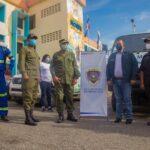 Liga Municipal se suma a jornadas contra el Covid-19 en Santo Domingo Norte