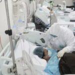 Coronavirus RDAumentan pacientes en UCI y con ventiladores por COVID-19
