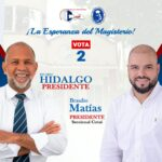 En Cotuí, con Hidalgo y Braulio, la victoria está asegurada.