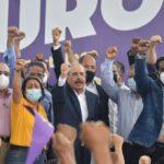 "Danilo Medina llama a peledeísta a evitar ""divisiones"""