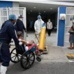 Diez muertos y 2,014 nuevos casos de COVID se reportaron el fin de semana
